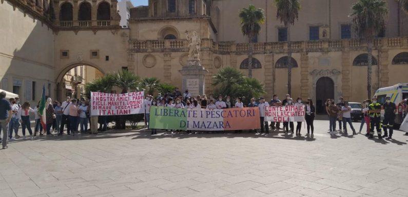 Liberate i pescatori di Mazara