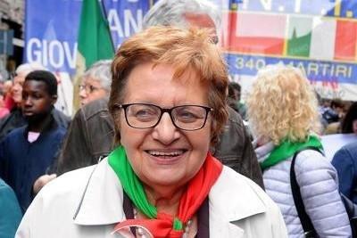 """Mattarella: """"La scomparsa di Carla Nespolo addolora la Repubblica"""""""