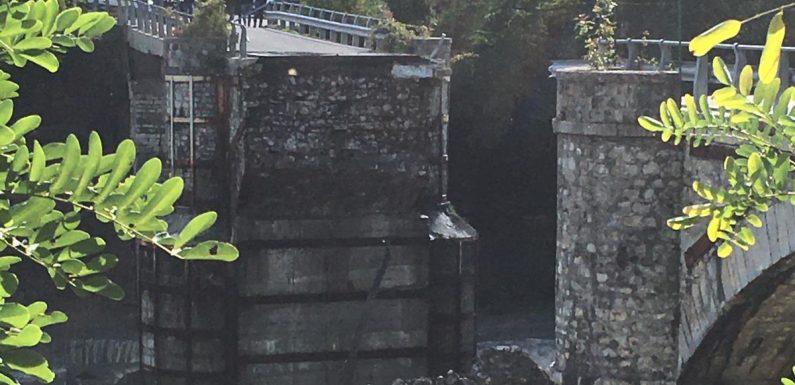 Nell'Italia fragile i ponti non cadono da soli