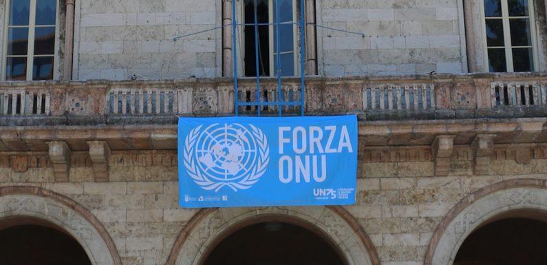 Riaffermiamo il nostro sostegno alle Nazioni Unite