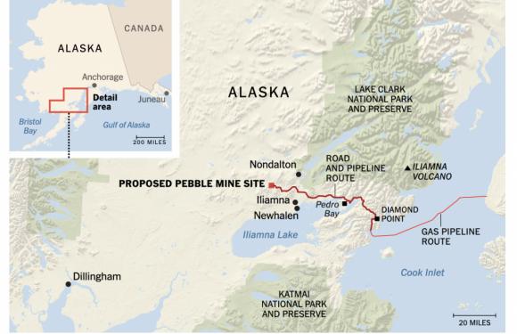 Alaska, respinto il progetto di estrazione di oro e rame su scala industriale. Una vittoria dei nativi e degli ambientalisti
