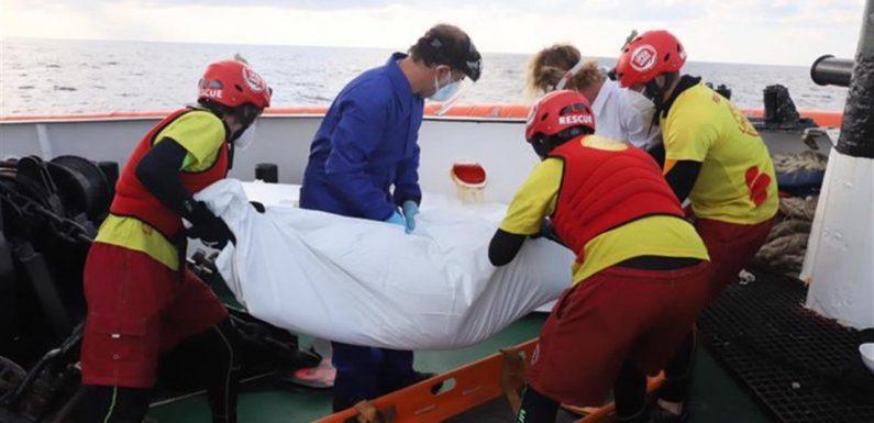 La gestione europea nel Mediterraneo si traduce in morte per i più vulnerabili