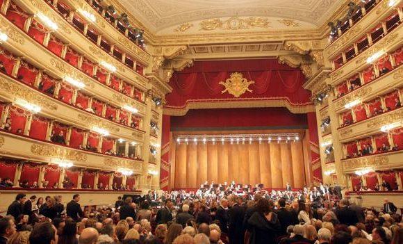 La prima di Tosca alla Scala