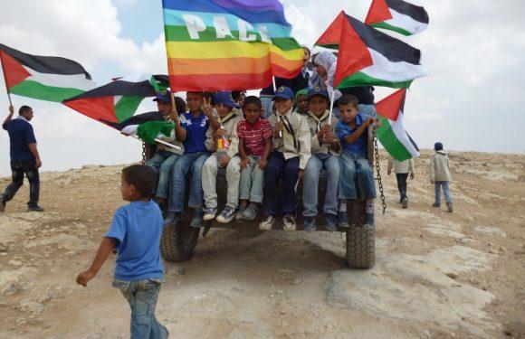 Oggi giornata di solidarietà con il popolo palestinese