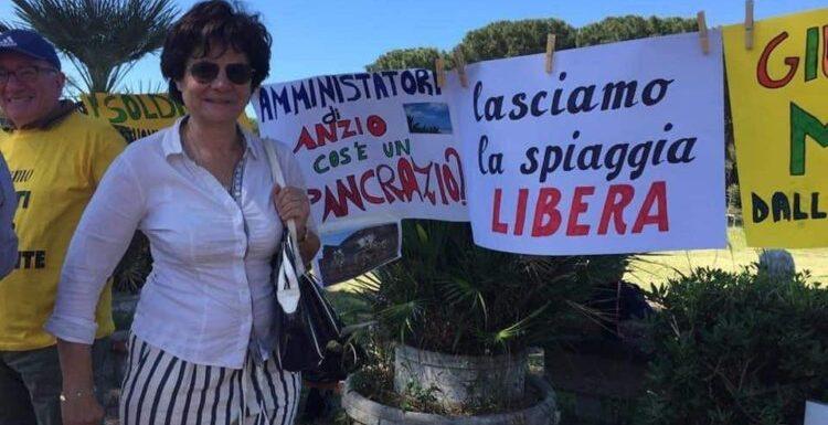 Proiettile in Comune ad Anzio, una busta destinata alla consigliera Giannino