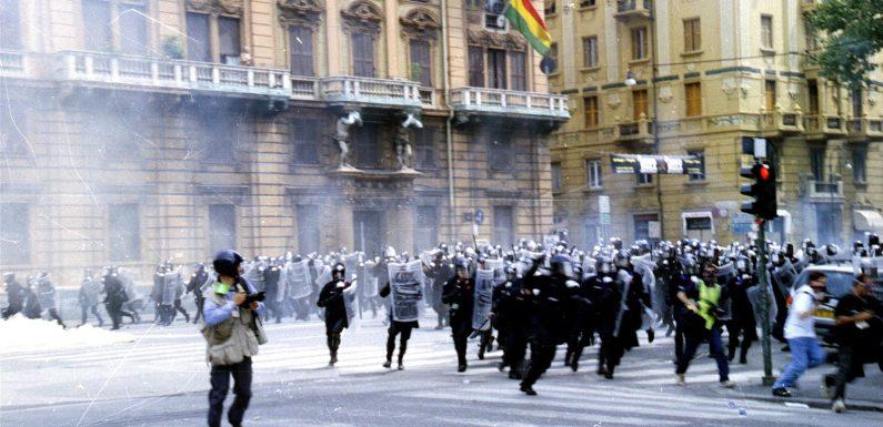 Se la polizia evita ancora una volta di fare i conti con l'eredità del G8 di Genova