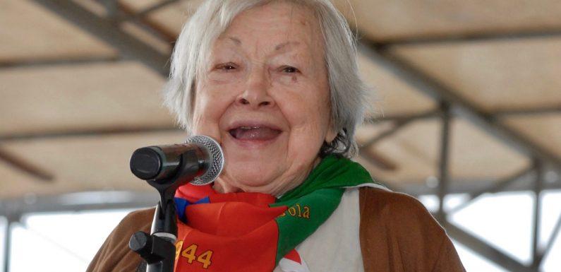 Ciao Lidia, donna di pace e mitezza