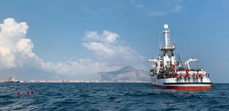 Comunicato stampa 17/07/2020 – Salute e sicurezza di Naufraghi ed equipaggio