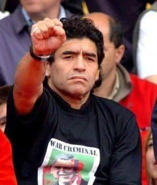 Con DIEGO per DIEGO…Sostegno alla proposta di titolare lo stadio di Napoli a Diego Armando Maradona da parte del Partito del Sud!