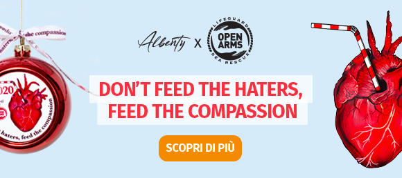 Don't feed the haters, feed the compassion
