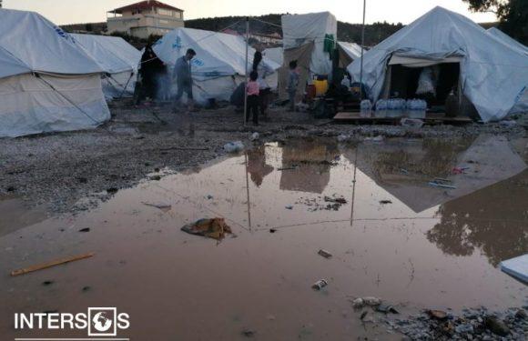Dopo l'incendio di Moria, a Lesbo continua la crisi del sistema di asilo
