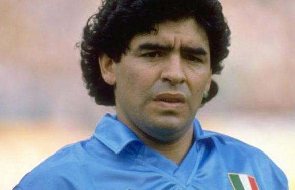 Il grande Maradona e i piccoli sciacalli