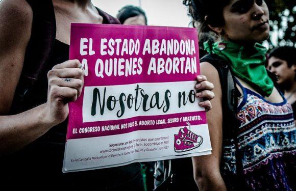 Le Socorristas en Red e la battaglia per il diritto all'aborto in Argentina