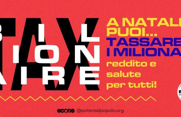 """[Roma] Report del dibattito """"Billionaire tax: la crisi la paghino i ricchi"""""""