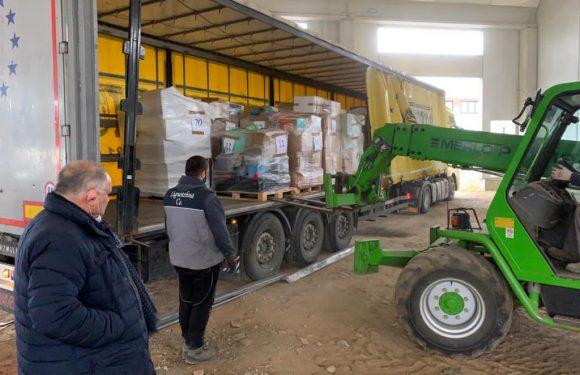 Rotta balcanica: dall'Italia un camion di aiuti umanitari per le persone in transito