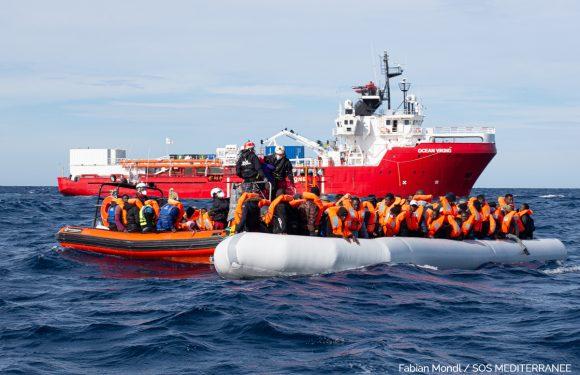 [COMUNICATO STAMPA] I 373 naufraghi della Ocean Viking sbarcheranno ad Augusta