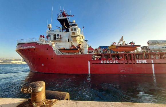 COMUNICATO STAMPA – La Ocean Viking torna nel Mediterraneo centrale