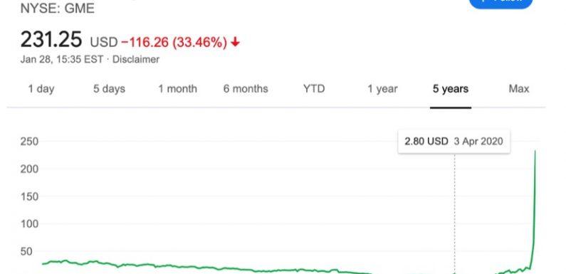 GameStop: i tanti Davide contro il Golia di Wall Street