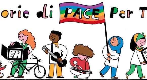 Le Storie di pace per tutti iniziano il nuovo anno sul valore del libro e del gioco