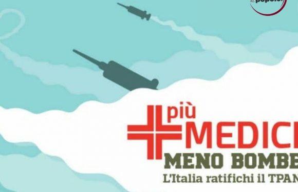 MEDICI NON BOMBE!