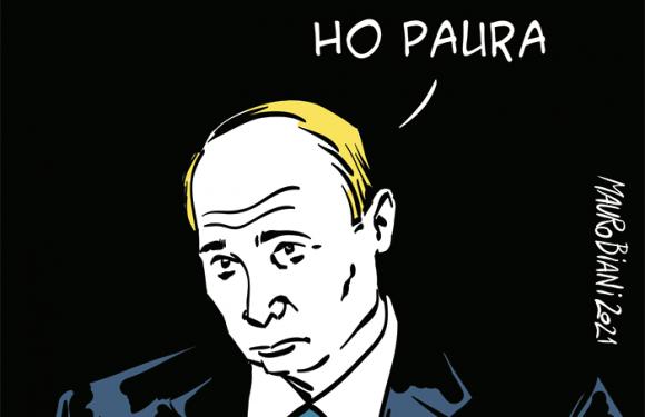 Navalnyj e Putin
