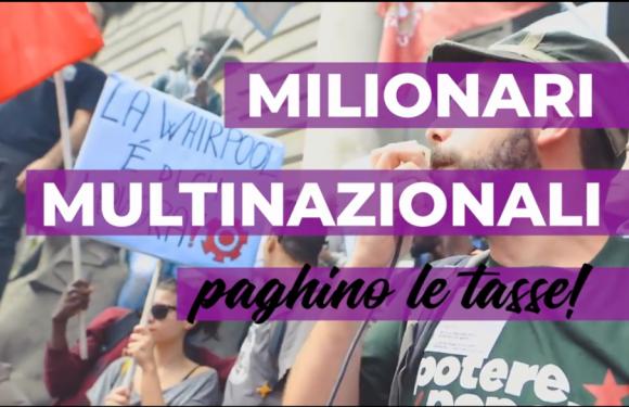 PARTECIPA AL CAMBIAMENTO: ADERISCI A POTERE AL POPOLO!