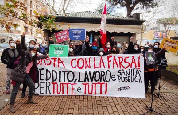 Potere al Popolo Roma: un anno di mutualismo e lotte. Continuiamo a far crescere la nostra comunità per costruire insieme una città migliore