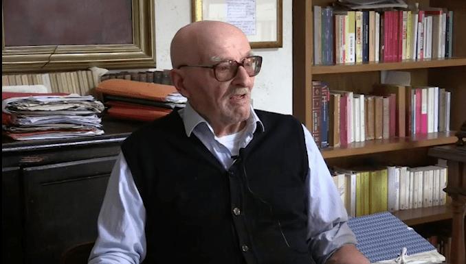 Addio a Francesco Innamorati, memoria della Resistenza umbra.