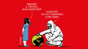 Atlantide/Vacciniamo il mondo