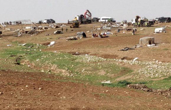 Aumentano le demolizioni della case palestinesi. A pagare soprattutto i bambini.
