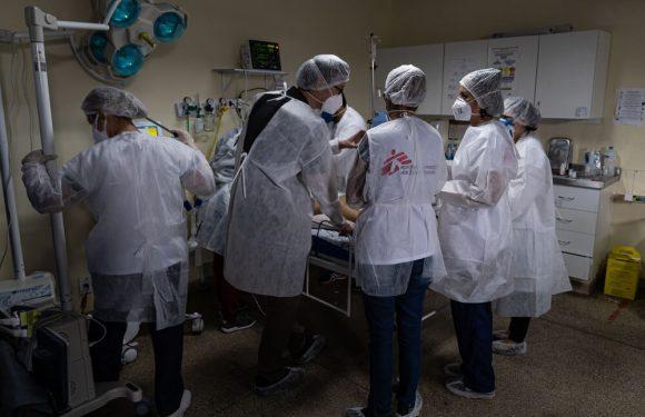 Covid-19 a Manaus: terapie intensive piene e liste di attesa bloccate