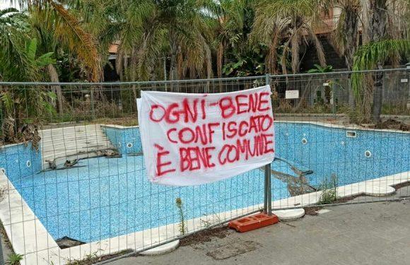 Due bandi per la concessione di beni confiscati alla mafia nel Comune di Catania.