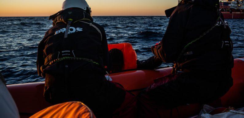 "Il racconto: ""Tornate in mare, salvate i nostri fratelli"""