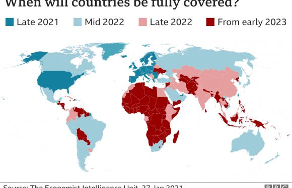 """L'accaparramento dei vaccini da parte dei paesi più ricchi a danno dei più poveri mette a rischio l'immunità globale: """"La lotta contro la pandemia si vince o si perde tutti insieme"""""""