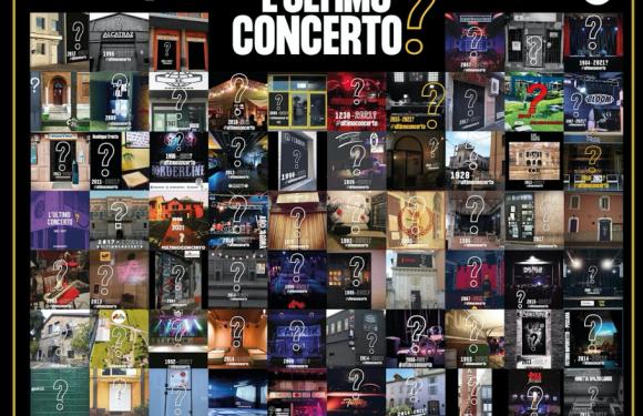 """""""L'ultimo concerto?"""": anche il Mercato Sonato nella campagna che accende i riflettori sulla sopravvivenza di club e circoli"""