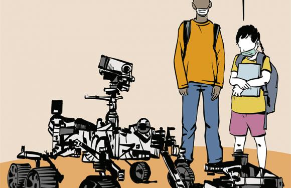 Marte degli adolescenti