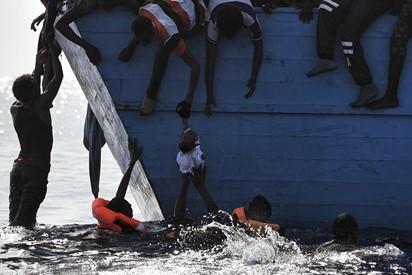 MEDReport 03 – 07 febbraio 2021 – Soccorsi, respingimenti e naufragi.