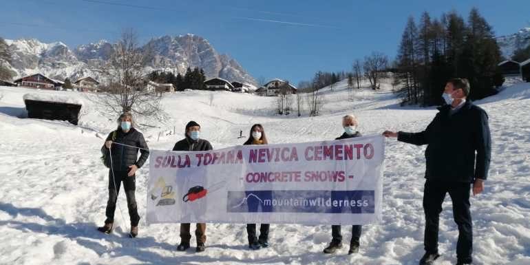 Mondiali di Cortina: così il cemento ha trionfato sulla montagna