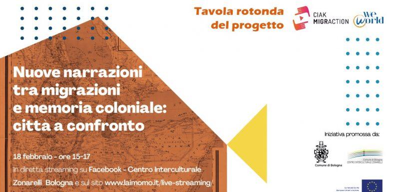 Nuove narrazioni tra migrazioni e memoria coloniale: città a confronto