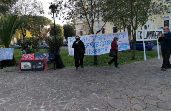 [Roma] Sgomberata l'Ex lavanderia al Santa Maria della Pietà: ennesimo attacco a chi promuove attività dove mancano le istituzioni