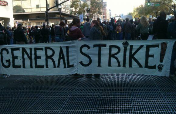 Solidarietà ai lavoratori arrestati durante lo sciopero generale in Sudafrica!