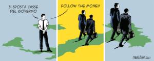 Taglio alto/L'asse del governo