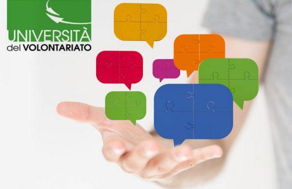 Al via l'offerta formativa di Università del Volontariato di Bologna per il primo semestre del 2021