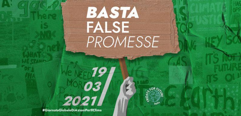Basta false promesse!