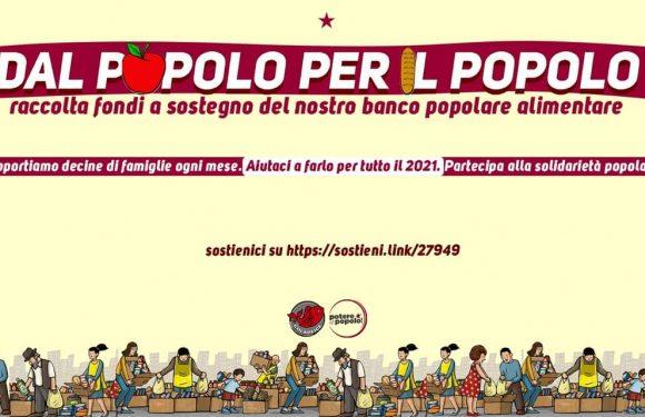 [CATANIA] RACCOLTA FONDI A SOSTEGNO DEL BANCO ALIMENTARE POPOLARE DELLA CASA DEL POPOLO COLAPESCE!