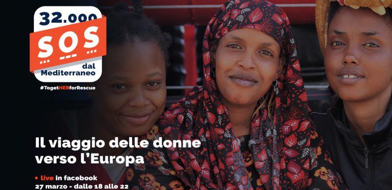 [EVENTO LIVE] – 32mila SOS dal Mediterraneo