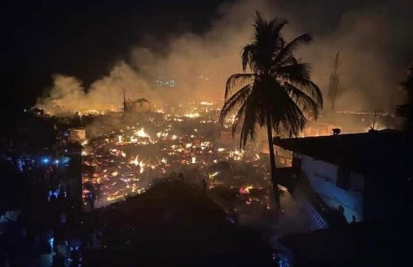 Freetown brucia, ancora