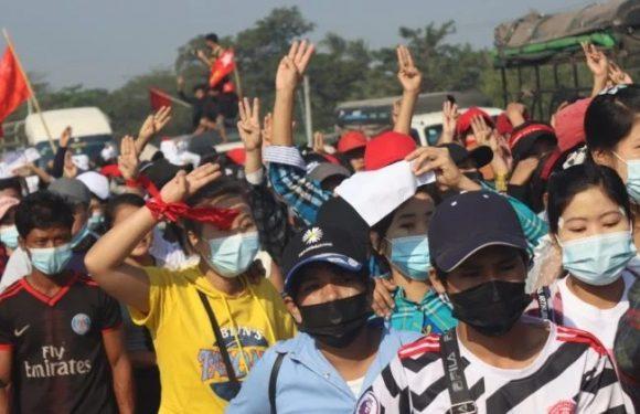 Il golpe in Myanmar e le responsabilità dei colossi dell'industria tessile