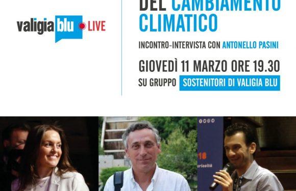 La sfida epocale del cambiamento climatico: incontro-intervista con il fisico del clima Antonello Pasini