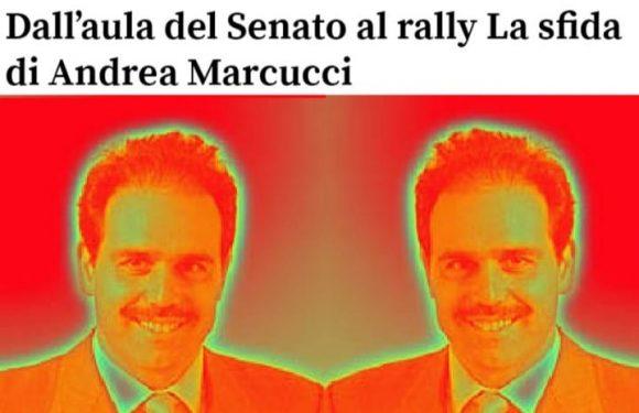 [LUCCA] Il rally del senatore PD e la chiusura di strade e scuole